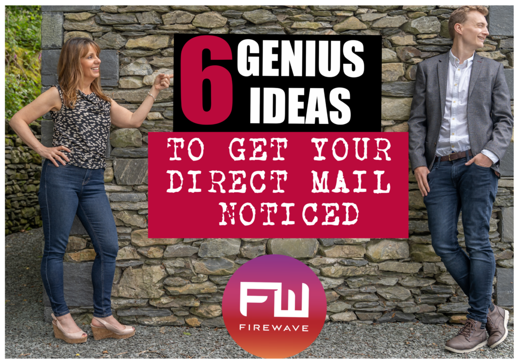 6 Genius Ideas Direct Mail