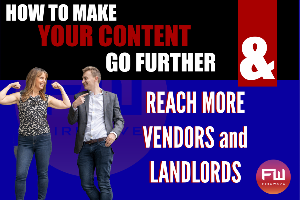 How to make your content go further