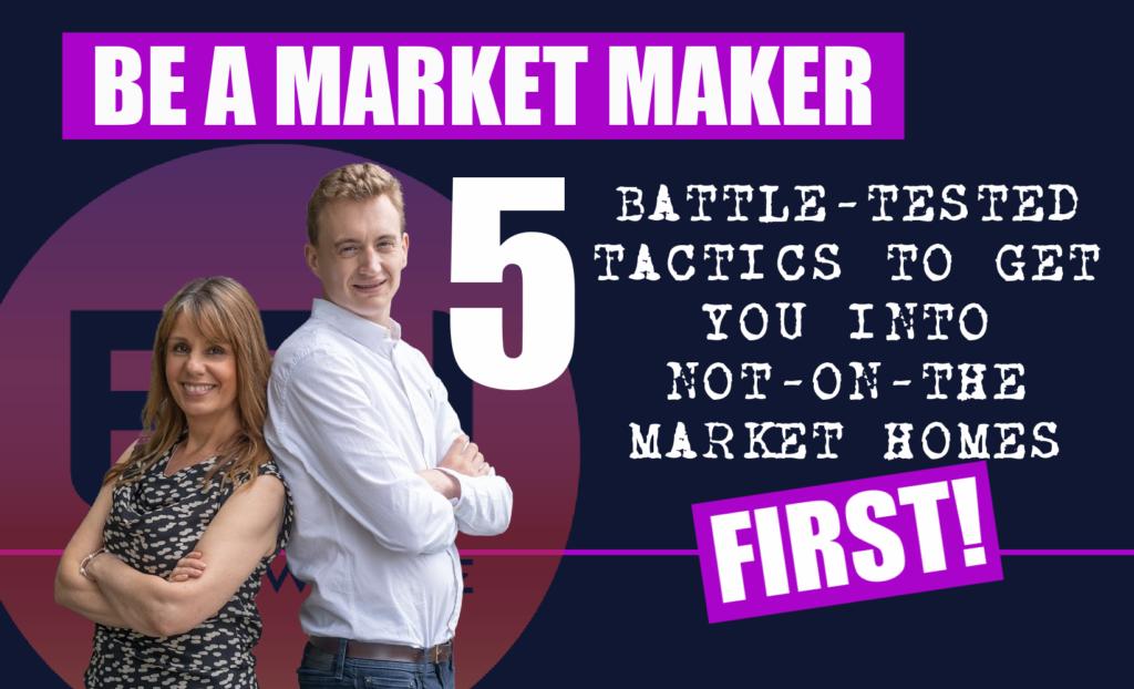 Main Market Maker image