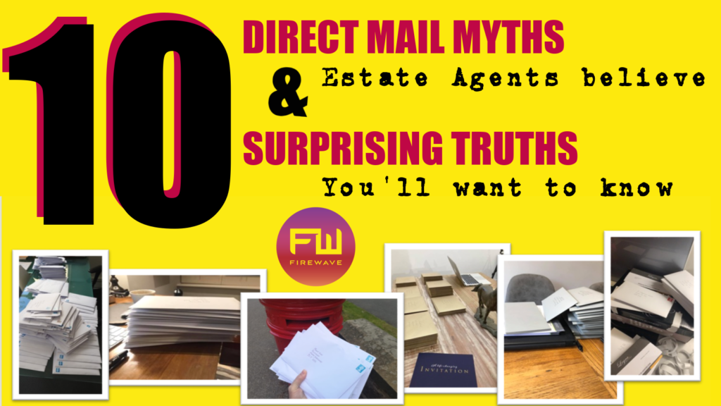 10 Direct mail myths